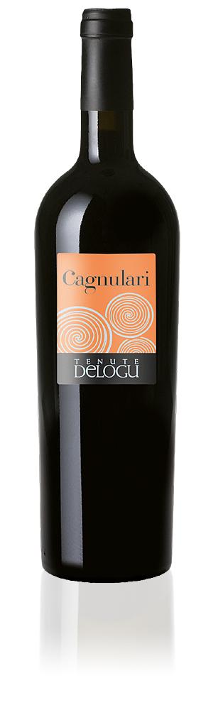 Cagnulari - Isola dei Nuraghi IGT - Tenute Delogu