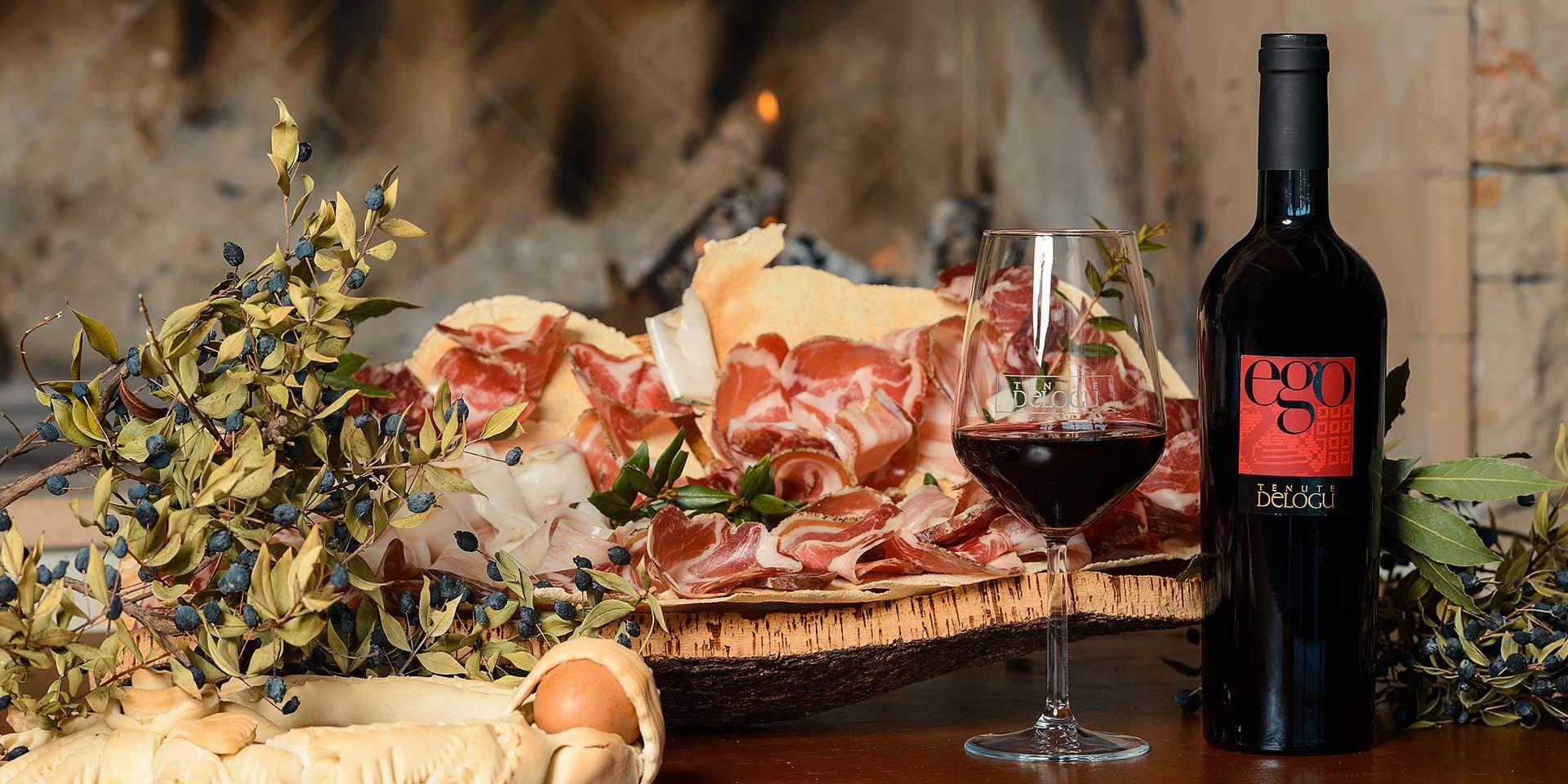 Agriturismo Tenute Delogu - Cena tipica sarda Alghero