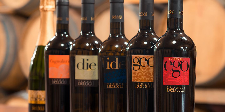 I nostri vini - Tenute Delogu