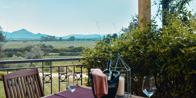 Camera con vista - Wine resort Alghero - Tenute Delogu